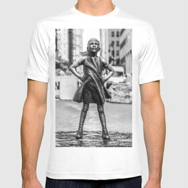 Fearless Girl NYC T-shirt