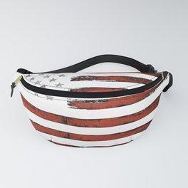 American flag Stars & stripes Fanny Pack