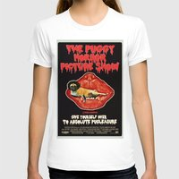 rocky horror T-shirts featuring Puggy Horror by Dark Lord Pug