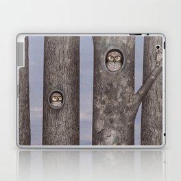 owls in trees Laptop & iPad Skin