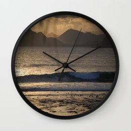 lombok Wall Clock