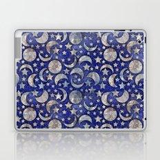 crystal moon Laptop & iPad Skin