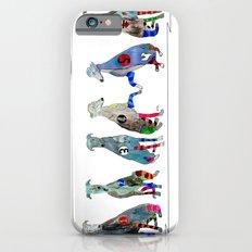 racers 6 iPhone 6s Slim Case