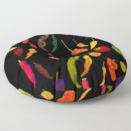 Chilis Floor Pillow