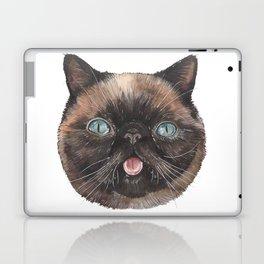 Der the Cat - artist Ellie Hoult Laptop & iPad Skin