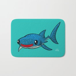 Whale Shark Bath Mat