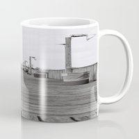 boardwalk empire Mugs featuring Boardwalk by lennyfdzz