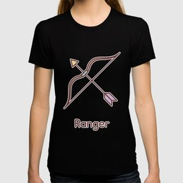 Cute Dungeons and Dragons Ranger class T-shirt