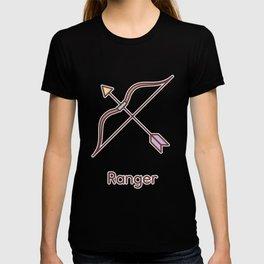 Cute Dungeons and Dragons Ranger class T-shirt