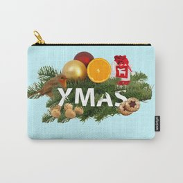 Xmas Decoration Carry-All Pouch