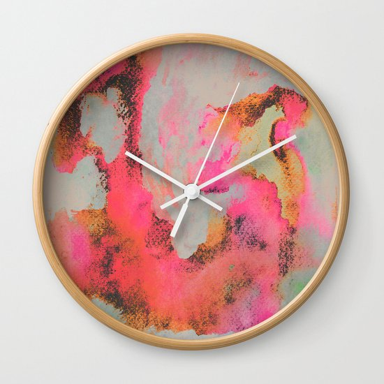 Bright Day Wall Clock