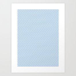 Pattern #01 Art Print
