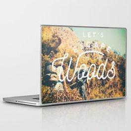 Let's Escape Laptop & iPad Skin
