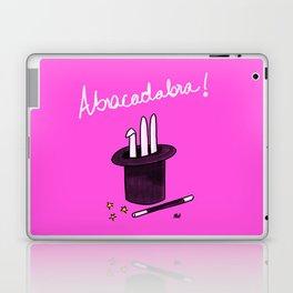 Society6 / Abracadabra ! Laptop & iPad Skin