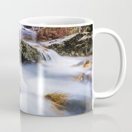 Deep in the woods there was a magic river Coffee Mug