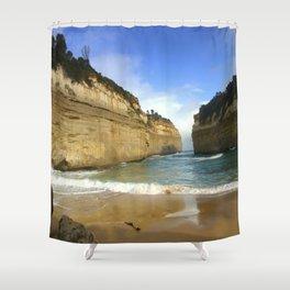 Australia's Evolution Shower Curtain
