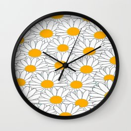 Marguerite-103 Wall Clock