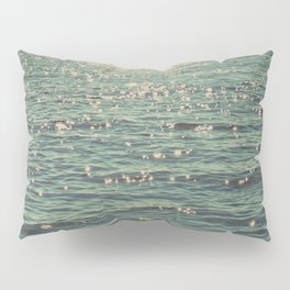 Sea Glitter (vintage) Pillow Sham