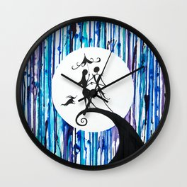 Something in the Air Wall Clock