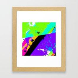 Radiate 522 Framed Art Print