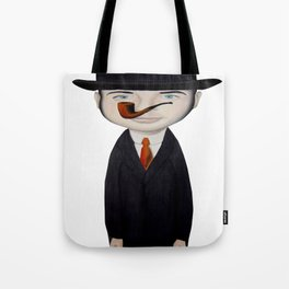 omaggio a Magritte Tote Bag