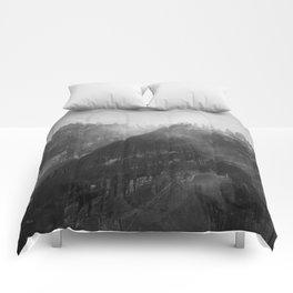 Glacier Point Comforters