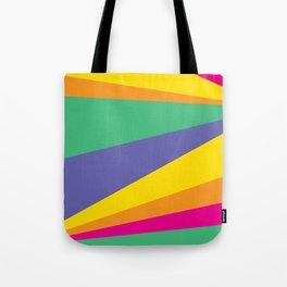 Color lighting Tote Bag