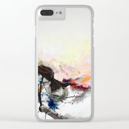 Day 99 Clear iPhone Case