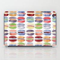 macaron iPad Cases featuring Macaron by Marta Li
