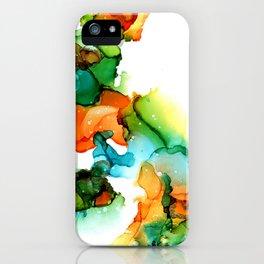 Green Island iPhone Case