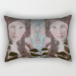 Lady Evangeline Rectangular Pillow