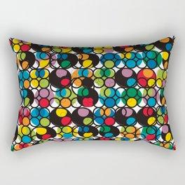 POP - Circles Rectangular Pillow