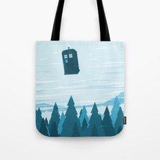 I Believe - Blue Tote Bag