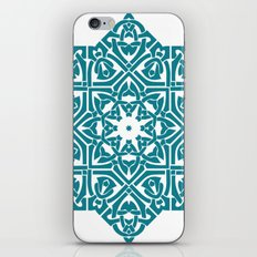 Celtic Knotwork Pattern iPhone Skin