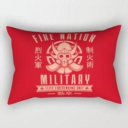 Fire is Fierce Rectangular Pillow