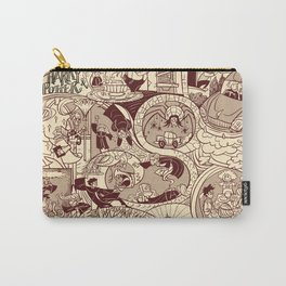 HP Inspired Chamber of Secrets Carry-All Pouch