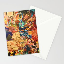 Stolen Goods Stationery Cards