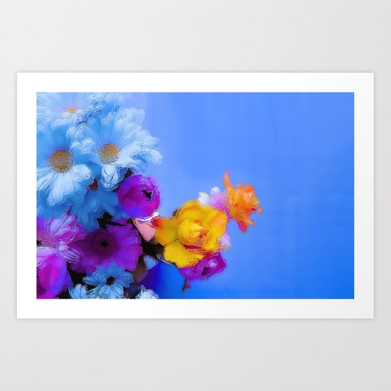 Daydreaming and Thinking of You! Art Print