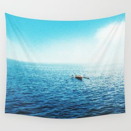 Another through the seasky Wall Tapestry