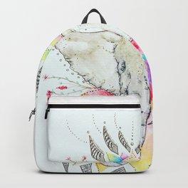 Save the elephants Backpack