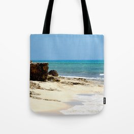 Grand Turk Beach Tote Bag