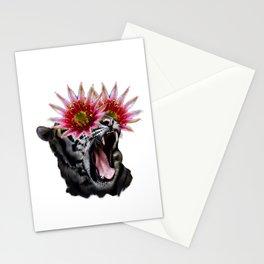 Shocked Tiger Stationery Cards