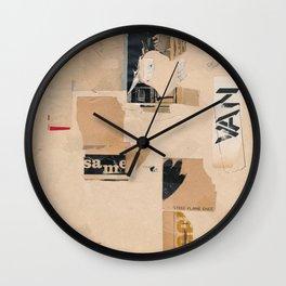 same Wall Clock
