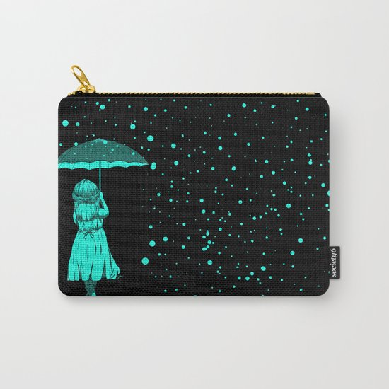 A Girl Under The light Carry-All Pouch