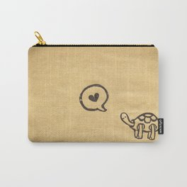 I Say Love Carry-All Pouch