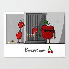 Break Out Canvas Print