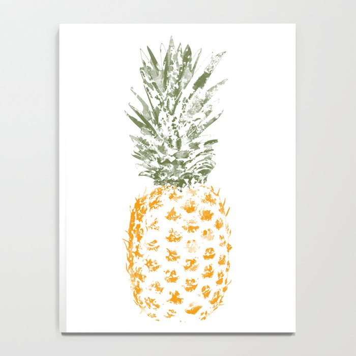 Pineapple I Notebook