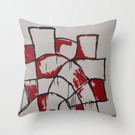 Pukeko 4000 Throw Pillow