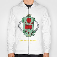 Are We Robot? Hoody