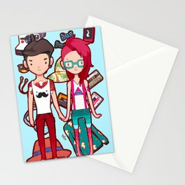 La Hipstercita Stationery Cards